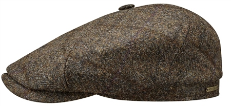 Stetson Hats Stetson Brooklin Wool Sportscap  - Click to view a larger image