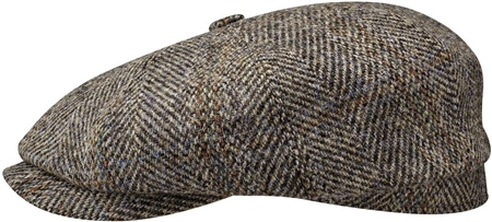 Stetson Hats Stetson Hatteras Harris Tweed  - Click to view a larger image