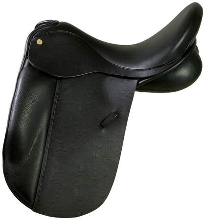 Ideal Suzannah Dressage Saddle  - Click to view a larger image