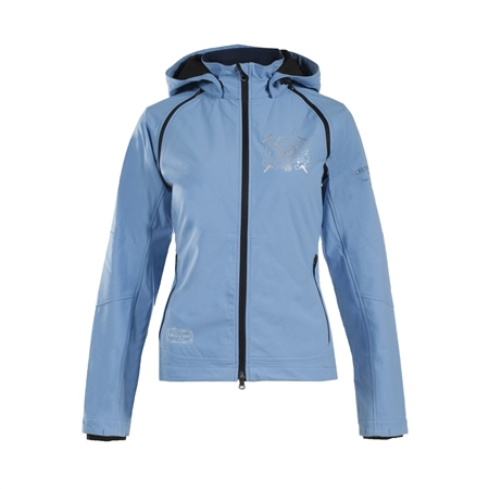 Horze Crescendo Minka Womens Softshell Jacket  - Click to view a larger image