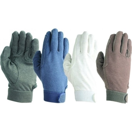 Hy5 Cottom Pimple Palm Gloves  - Click to view a larger image