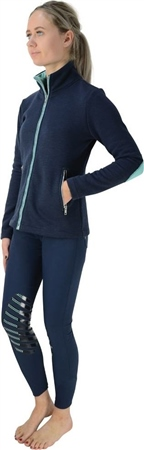HyFASHION Mizs Beatrice Fleece Jacket  - Click to view a larger image