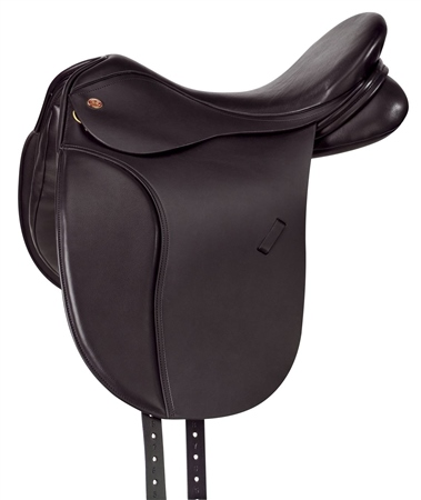 Kent and Masters Dressage Saddle  - Click to view a larger image