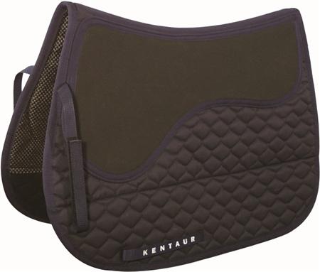 Kentaur Non Slip All Purpose Saddle Pad  - Click to view a larger image