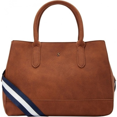 Joules Thernwell Bright Faux Leather Grab Bag  - Click to view a larger image