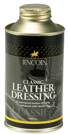 Lincoln Classic Leather Dressing  - Click to view a larger image