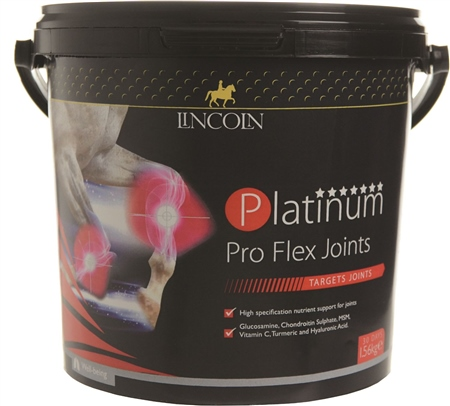 Lincoln Platinum Pro Flex Joints  - Click to view a larger image