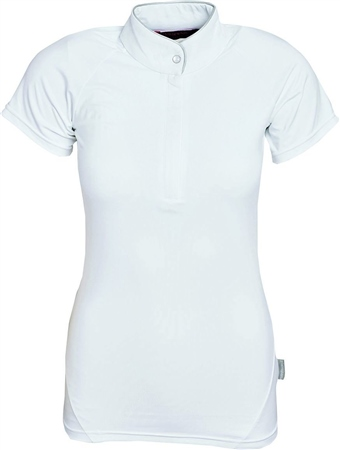 Horseware Clothing Horseware Ladies Sara Short Sleeve Competition Top  - Click to view a larger image