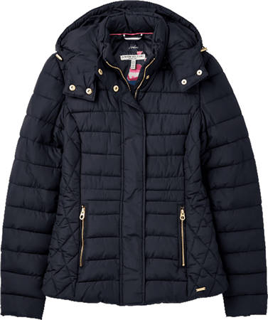 Joules Linden Padded Coat  - Click to view a larger image