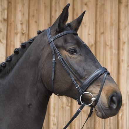 Kieffer Ergonomic Line III Bridle  - Click to view a larger image