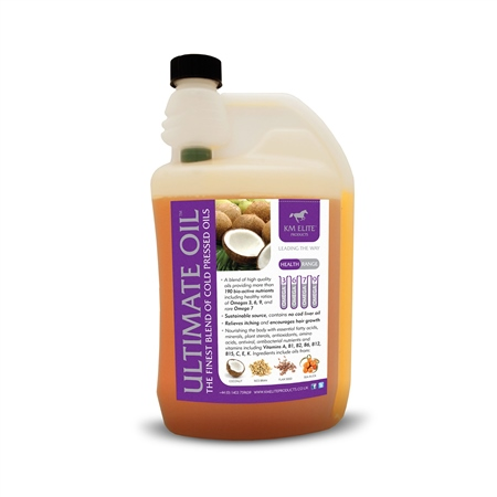KM Elite Ultimate Oil  - Click to view a larger image
