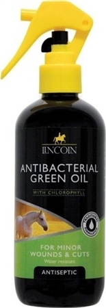 Lincoln Antibacterial Green Oil  - Click to view a larger image