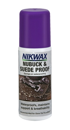 Nikwax Nubuck and Suede Proof  - Click to view a larger image