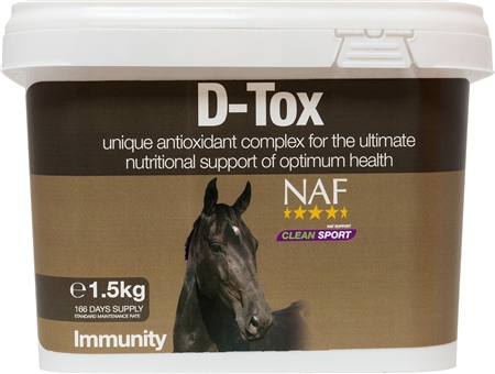 NAF D-Tox 500g  - Click to view a larger image