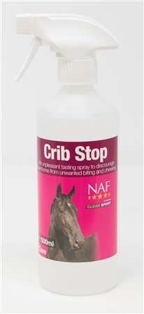 NAF Crib Stop Spray  500ml  - Click to view a larger image