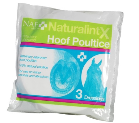 NAF NaturalintX Hoof Poultice  - Click to view a larger image