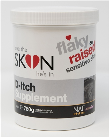 NAF Love The Skin Hes In D Itch Supplement  - Click to view a larger image