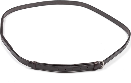 Old Mill Saddlery Leather Neck Strap  - Click to view a larger image