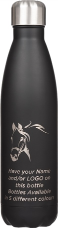 Old Mill Saddlery Insulated Drinking Bottle  - Click to view a larger image