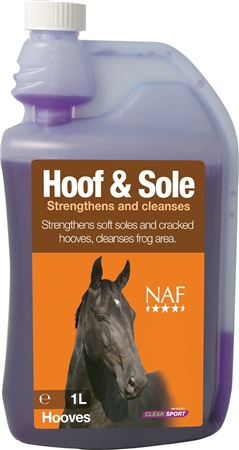 NAF Hoof And Sole  - Click to view a larger image