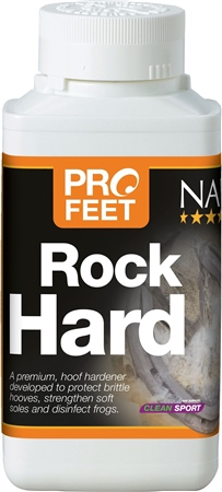 NAF Pro Feet Rock Hard  - Click to view a larger image