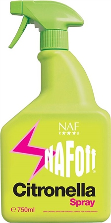 NAF Off Citronella Spray  - Click to view a larger image
