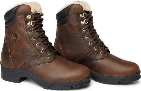 Mountain Horse Snowy River Lace Boots  - Click to view a larger image
