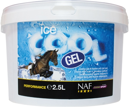 NAF Ice Cool Gel  - Click to view a larger image