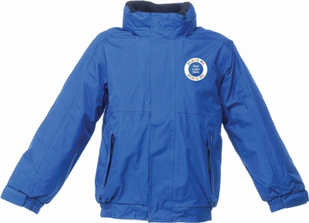 OMS Personalised Regatta Kids Jacket  - Click to view a larger image