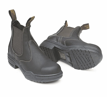 Mountain Horse Protective Jodhpur Boot  - Click to view a larger image