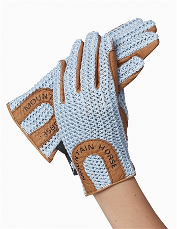 Mountain Horse Crochet Junior Gloves  - Click to view a larger image