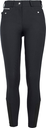 Mountain Horse Evelyn Knee Patch Breeches  - Click to view a larger image