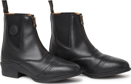 Mountain Horse Aurora Zip Paddock Boots  - Click to view a larger image