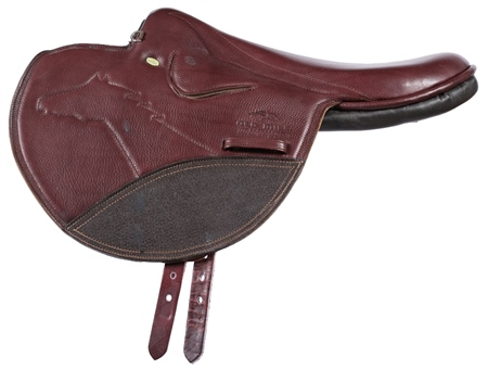 Old Mill Saddlery Old Mill Race Exercise Saddle  - Click to view a larger image