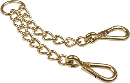 Old Mill Saddlery Newmarket Argosy Chain  - Click to view a larger image
