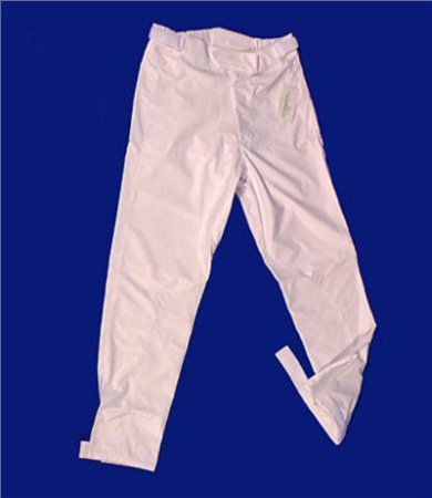 Ornella Prosperi Waterproof Rubberized Fabric Mud Overbreeches  - Click to view a larger image