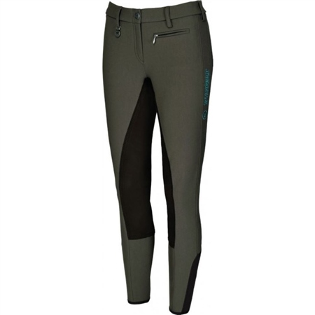 Pikeur Lucinda Grip Full Seat Panel Breeches  - Click to view a larger image