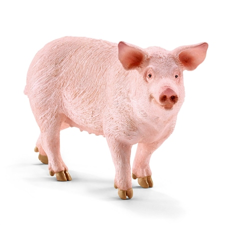 Schleich Toys Schleich Pig  - Click to view a larger image
