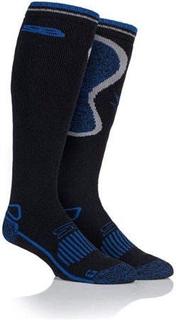 Platinum Mens Patterdale Cotton Long Leg Equine Socks  - Click to view a larger image