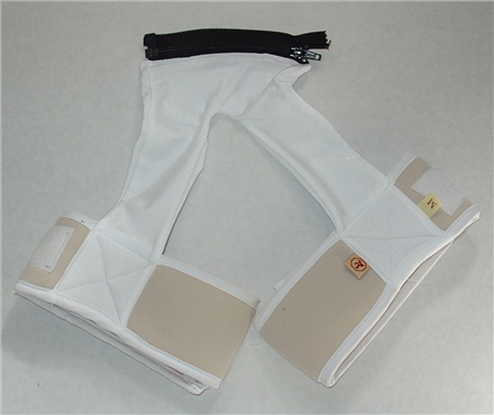 Racesafe Leg Straps For Jockey Vest  - Click to view a larger image