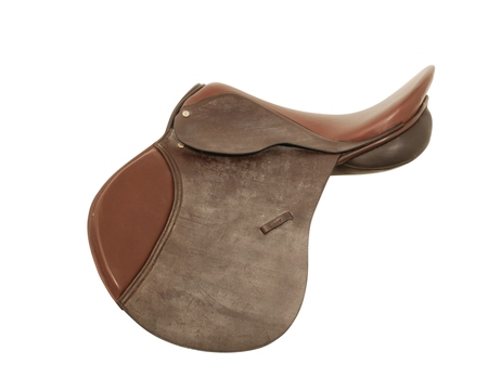 Second Hand Berney GP Saddle Brown 18 inch Medium  - Click to view a larger image