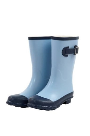 Sherwood Forest Sherwood Kids Two-Tone Derlington Wellies  - Click to view a larger image
