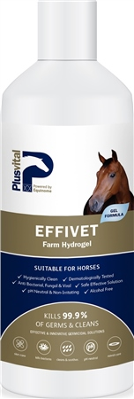 Plusvital Effivet Gel  - Click to view a larger image