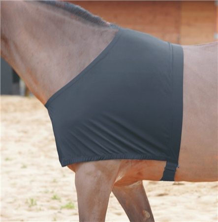 Shires Lycra Anit Rub Stretch Vest  - Click to view a larger image