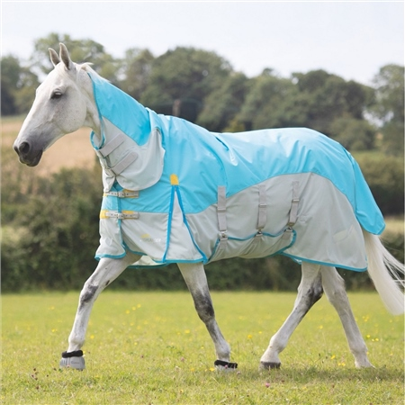 Shires Maxi Flow Fly Combo Rug  - Click to view a larger image