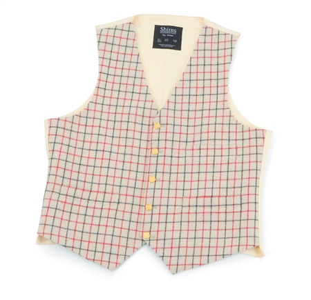 Shires Equestrian Clifton Mens Waistcoat  - Click to view a larger image