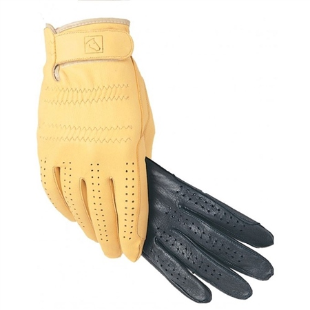 SSG Pro Show Deerskin Glove, Childs  - Click to view a larger image