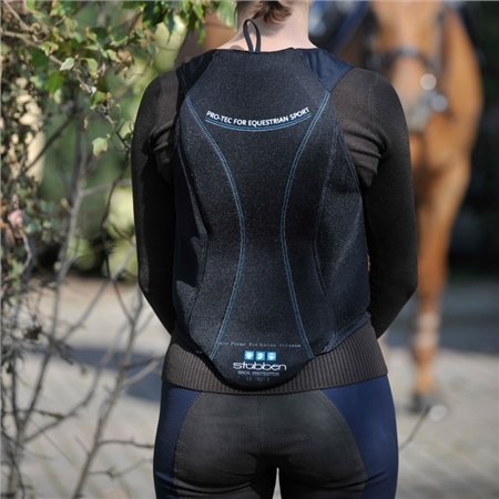 Stubben Back Protector  - Click to view a larger image