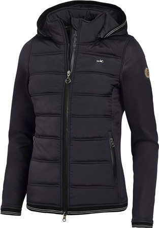 Schockemohle Ladies Sarah Quilted Jacket  - Click to view a larger image