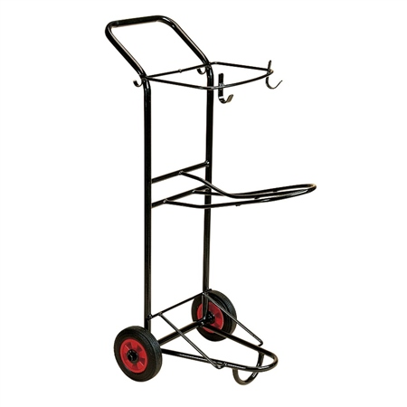 Stubbs England Stubbs Lightweight Tack Trolley, Curved  - Click to view a larger image